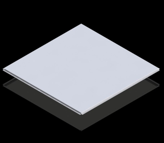 Plafond cassette metallique